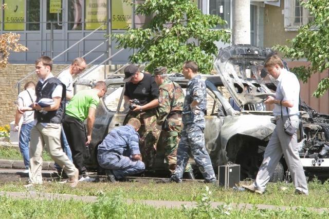 Покушение на муфтия Татарстана: Фото