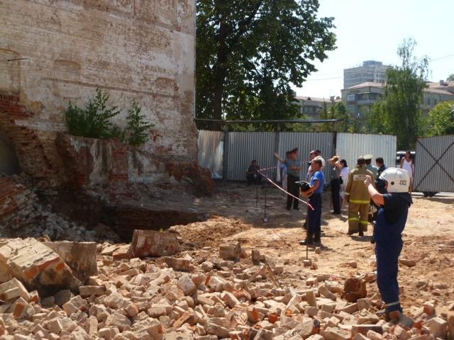 Казань обрушение, 12 июля 2012: Фото