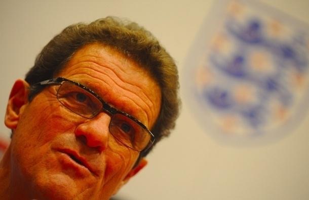 Капелло официально стал тренером сборной России, но не определился с помощниками