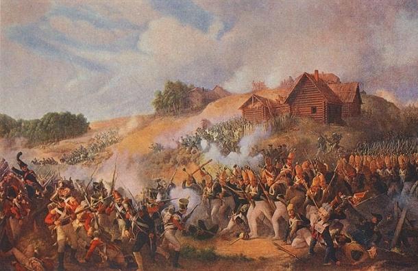 В Петербурге начинают массово отмечать 200-летие войны 1812 года