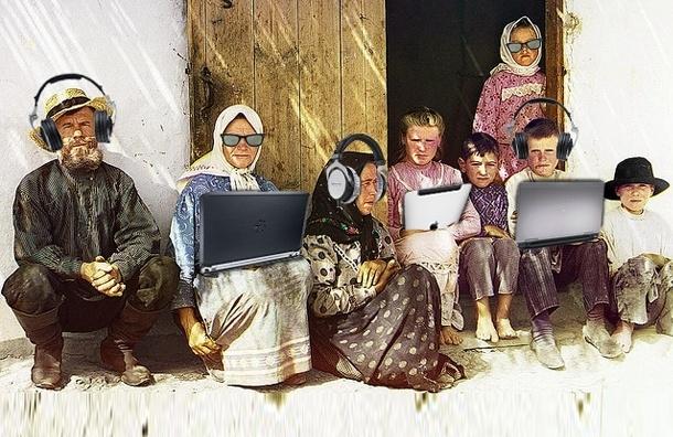 Какой петербургская семья будет через 10 лет?