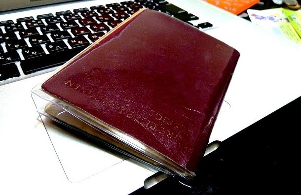 В Петербурге грабитель оставил полицейским ксерокопию паспорта