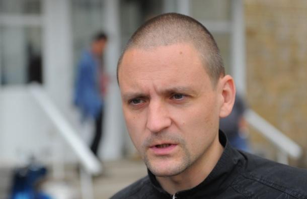 Предполагаемых охранников Удальцова подозревают в рэкете