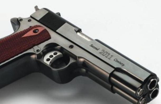 Петербуржец застрелил мужчину в кафе в Красносельском районе