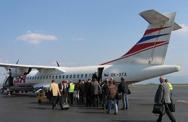 Самолет Петербург-Франкфурт экстренно сел в Риге