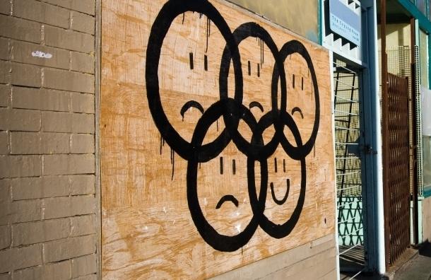 В Петербурге начал ходить «Олимпийский» трамвай