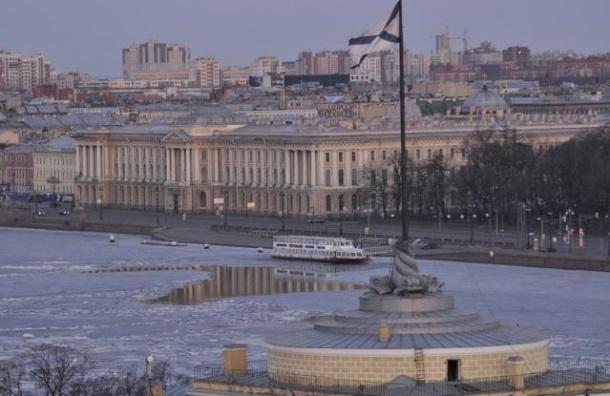 В августе штаб ВМФ России окончательно переедет в Петербург