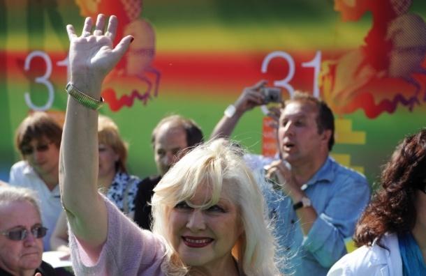 Ирина Мирошничненко отмечает юбилей (фото)