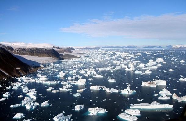 Северный Ледовитый океан предлагают переименовать в Русский Ледовитый