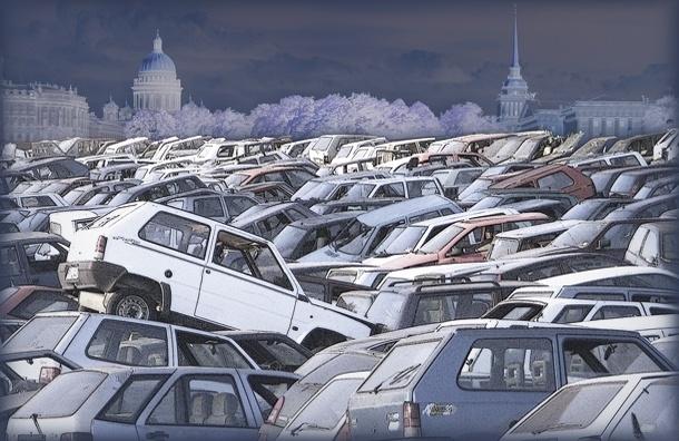 С какой скоростью автомобили будут ездить по Петербургу в 2013-17 годах