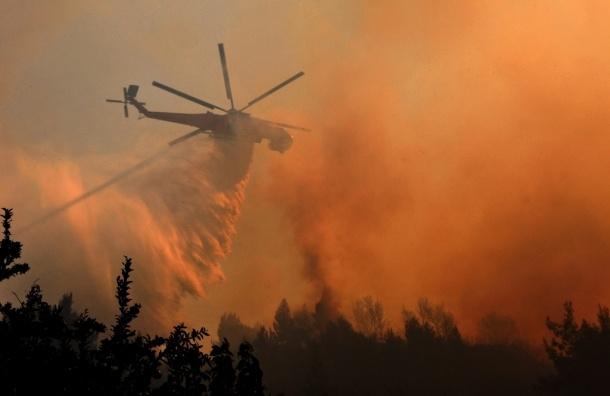 Пожары в Томской области и в Сибири: районы, карта бедствия (видео, фото из космоса)