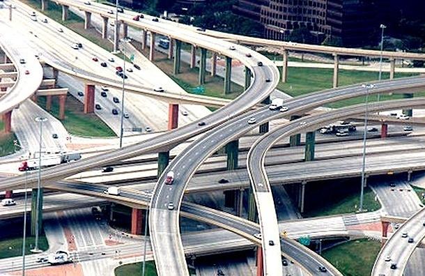 Развязку на пересечении Московского и Колпинского шоссе начнут строить в 2013 году