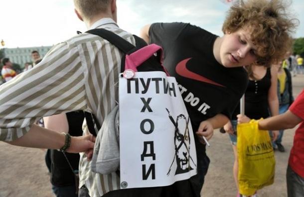 Акция оппозиции «Белые ночи»: участников расколол еврейский вопрос (фото, видео)