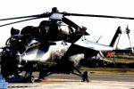 В Петербург прибыли военные вертолеты для Сирии