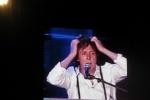 Пола Маккартни выгнали со сцены во время выступления (Видео)