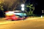 Ночные автобусы перевезли 2 400 человек, самый популярный маршрут – вдоль «синей» ветки