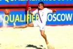 Пляжный футбол – ЧМ 2013: Россия победила Беларусь