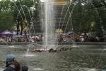 Петербургские фонтаны отключат на  Дни ВМФ и ВДВ