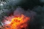 """Пожар возник в здании на """"Новой Голландии"""""""