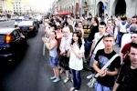 На Невском пройдет «хлопающий» флешмоб