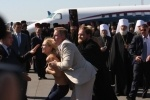 Девушку из Femen за нападение на Патриарха могут оштрафовать