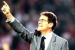 Новый тренер сборной России по футболу: Фабио Капелло