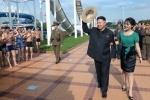Ким Чен Ын женился: Ли Суль Чжу родила ему ребенка (видео)