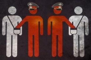 В метро за карманников принимают честных граждан