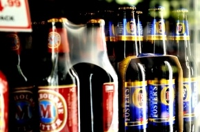В Петербурге подросток чуть не умер, выпив 10 бутылок пива