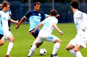 «Зенит» забил 9 мячей собственной «молодежке» (фото)