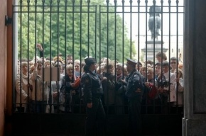 Зрителей фестиваля «Опера - всем» разгонял петербургский ОМОН