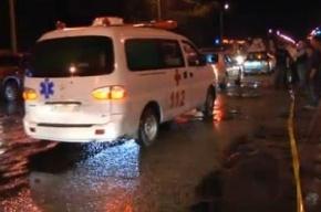 От утечки хлора в Тбилиси пострадали 70 человек