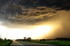 На Ленинградскую область надвигается шторм