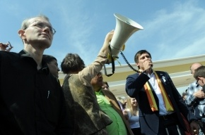 Сторонник Олега Шеина задержан за наркотики в Астрахани