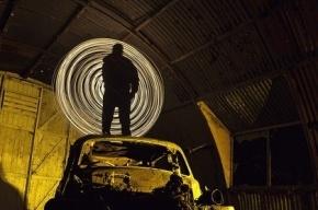 В Приморском районе хулиган прыгал по крышам автомобилей