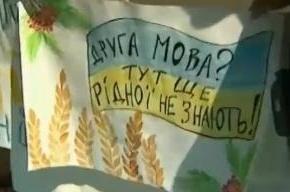 Спикер Рады Украины попросился в отставку после принятия закона о русском языке