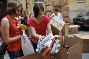 Наклейки «Единая Россия» на упаковках гуманитарной помощи для Крымска объяснили происками оппозиции