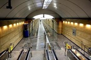 В метро Петербурга распылили слезоточивый газ