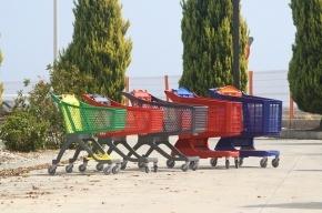 Новая криминальная зона Петербурга: стоянки при гипермаркетах