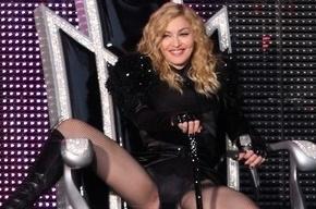 Мадонна везет с собой в Петербург 40 грузовиков и 200 человек
