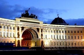Полтавченко пообещал поработать над имиджем Петербурга и защитить Дворцовую площадь