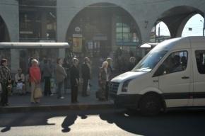 Ночной автобус, дублирующий метро, будет ходить по Купчино