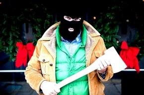 Преступники в масках и с топорами устроили разбойное нападение ради 10 тысяч рублей