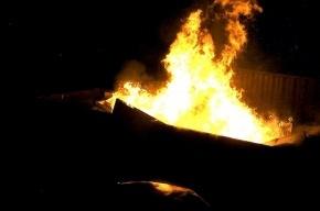 Из-за пожара в «Военмехе» эвакуировали абитуриентов