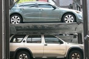 В Петербурге построят три перехватывающие парковки