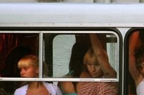 Из-за ремонта Приморского проспекта автобусы идут в обход