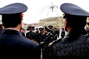 В Петербурге полицейским объявят выговор за задержание журналистов на акции оппозиции