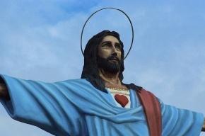 От Путина потребовали, чтобы он начал переговоры с Иисусом Христом