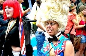 Гей-парад в Петербурге запретили, потому что в законах нет такого слова