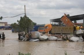 Гуманитарная помощь для Кубани оказалась на свалке на Урале